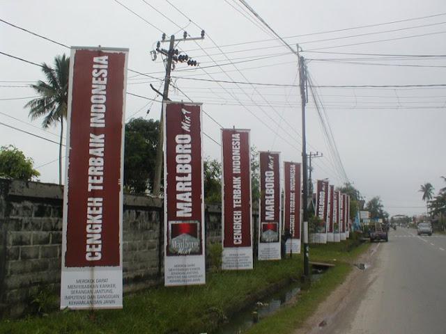 Jasa Pemasangan Spanduk Daerah Malang