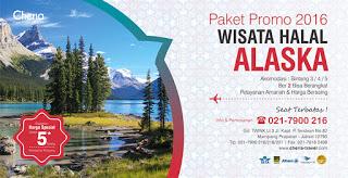 Paket Tour Promo Alaska