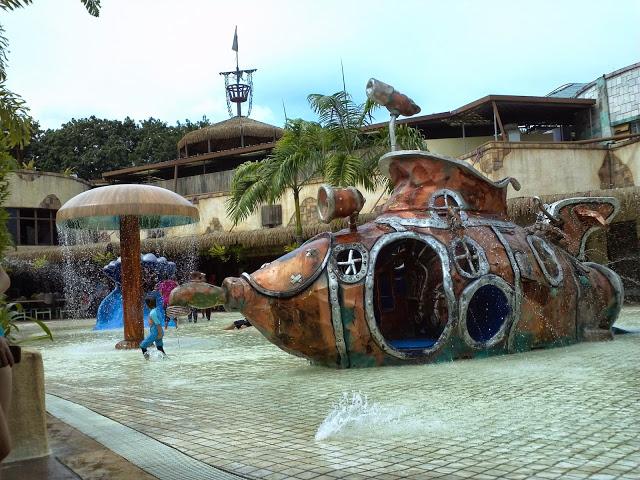 Taman Tema Air - Wet World Shah Alam