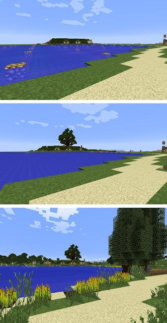 minecraft hobbiton baywater