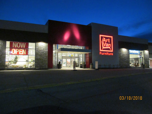 Many Tenants Have Closed And New Stores Added. A Hobby Lobby And Michigan Based  Art Van Furniture Was Most Recently Added.