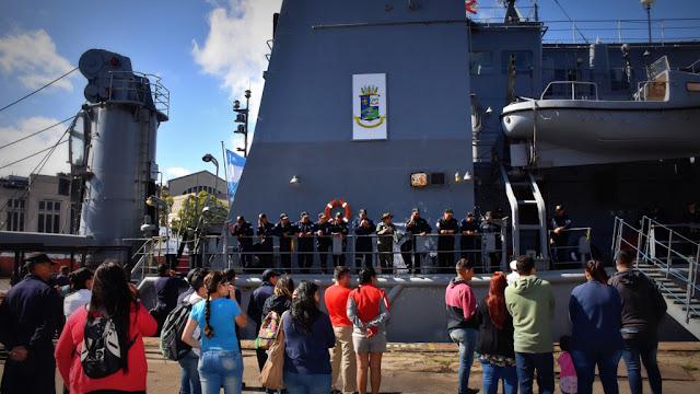 El Ministerio de Defensa puso en marcha la Campaña Antártica de Verano 2017-2018
