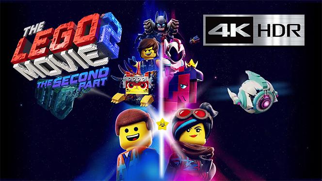 La gran aventura LEGO 2 (2019) 4K UHD [HDR] Latino-Ingles