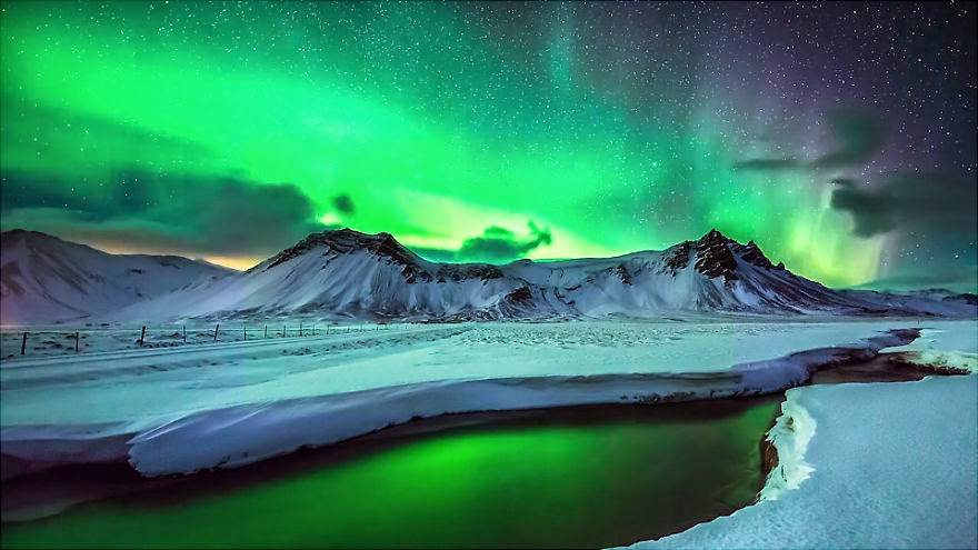 Iceland S Magical Northern Lights Tour