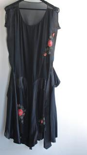Şönil İp ile Elbise Süsleme