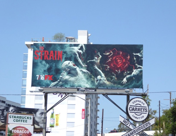 Strain final season 4 billboard