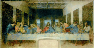 Leonardo da Vinci [Public domain], via Wikimedia Commons