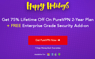kode Promo PureVPN sebesar 80%