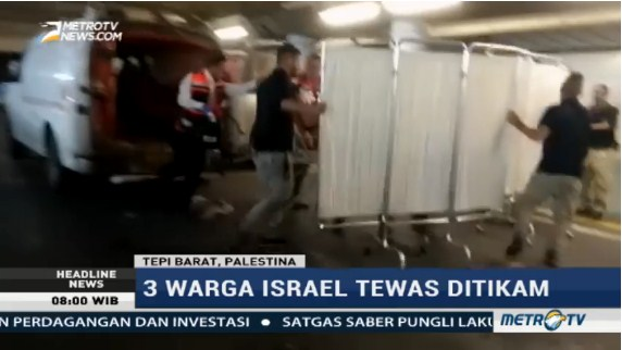 Warga Palestina Lakukan Aksi Bela Al-Aqsha; Eh Metro TV Malah Bikin Berita Ginian…
