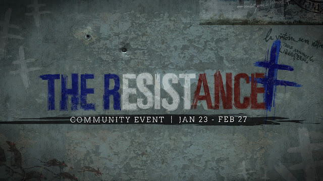 Call of Duty World War II presenta evento La Resistencia