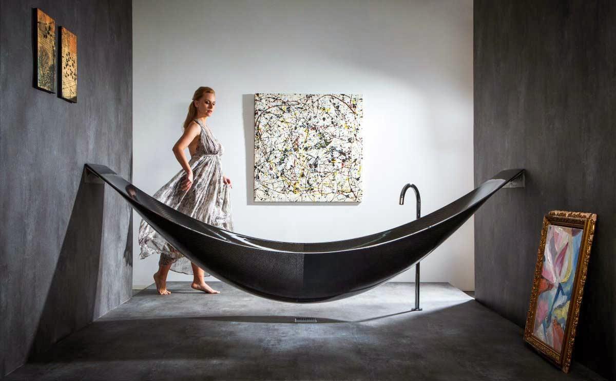 Trendoffice: A hammock or a bath tub?