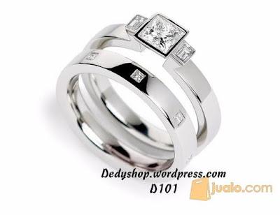 cincin tunangan love