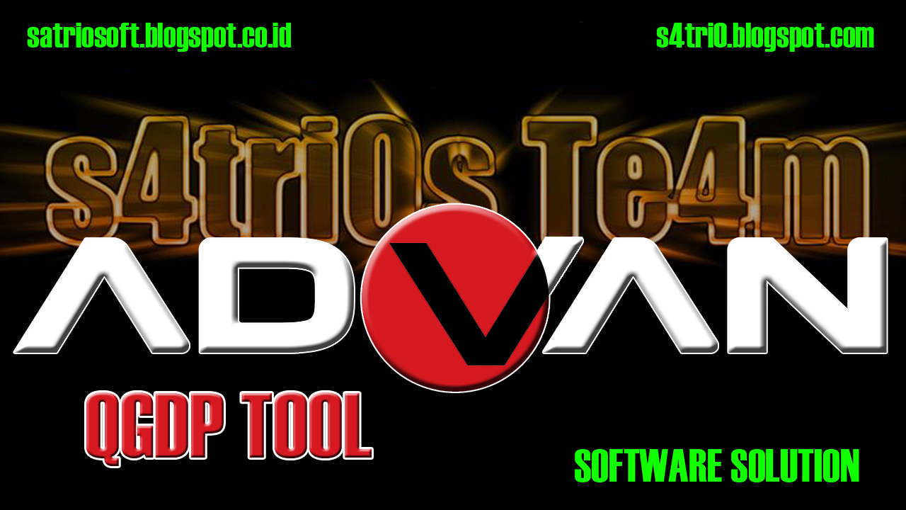QGDP TOOL FLASHING FOR NEW ADVAN ANDROID | Satriosoft