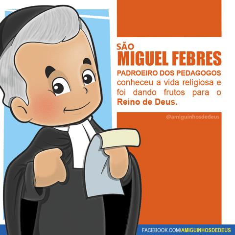 São Miguel Febres desenho