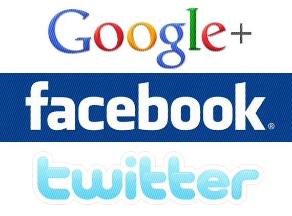 Box do Facebook e Twitter na lateral do blog, juntos em um único gadget!