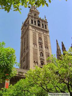 Catedral de Sevilla e La Giralda