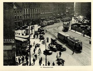 Berlin photos Sasha Stone 1929