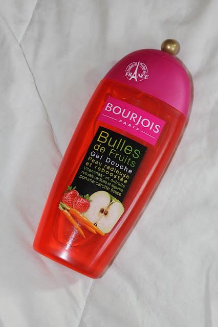 Gel Douche Bulle de Fruits Pomme Carotte Fraise - Bourjois
