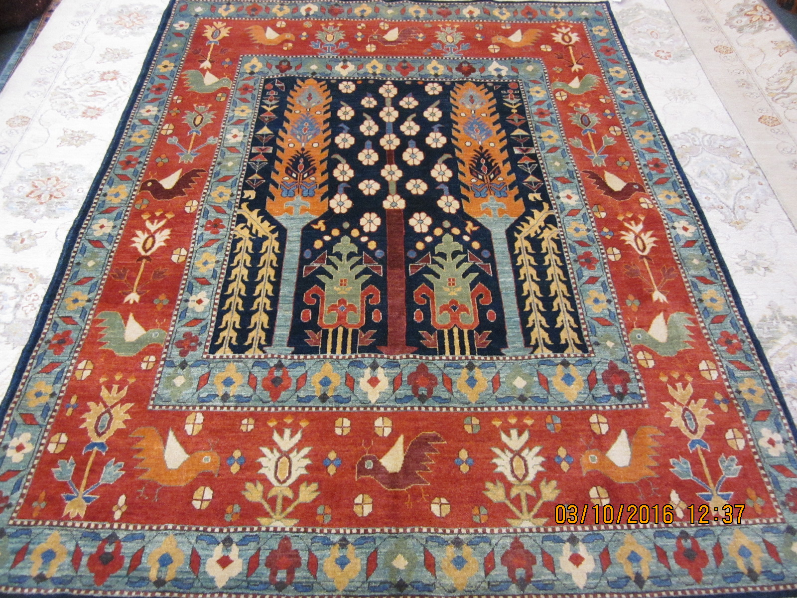 Undercoverruglover More New Rugs In Afghan Rugs In
