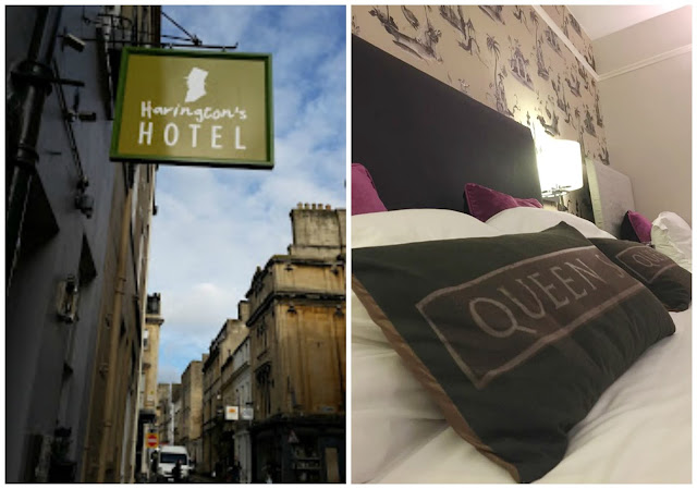 Harrington's Hotel Bath City Centre