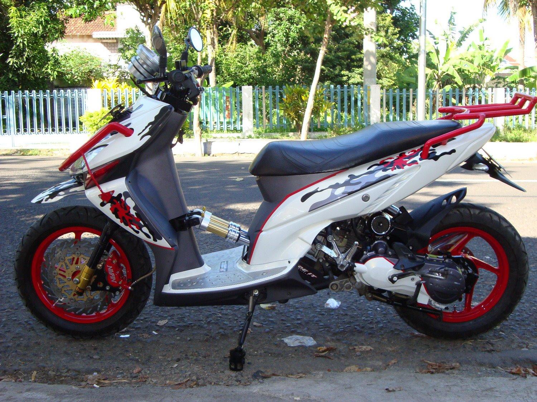 Modification Honda Vario