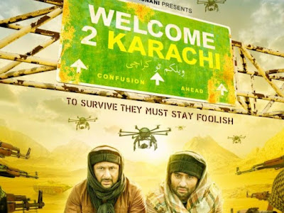 Download Welcome 2 Karachi 2015 Full Movie Hindi 720p