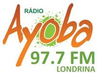 Rádio Ayoba FM 97,7 de Londrina PR