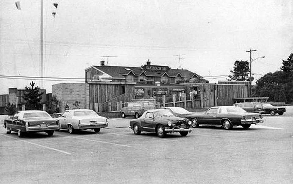 The Oak Beach Inn August 15, 1980