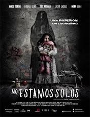 pelicula No estamos solos (2016)
