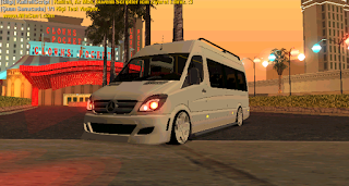 Mercedes Sprinter Transit