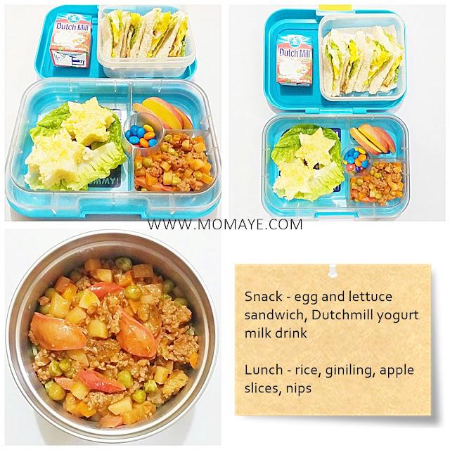#BentoBaonSerye, 2019, bento, bento baon, bento baon serye, bento lover, bento mom, Bubee Lunch Jars, Momaye Baon Diary, school baon, weekly bento baon,