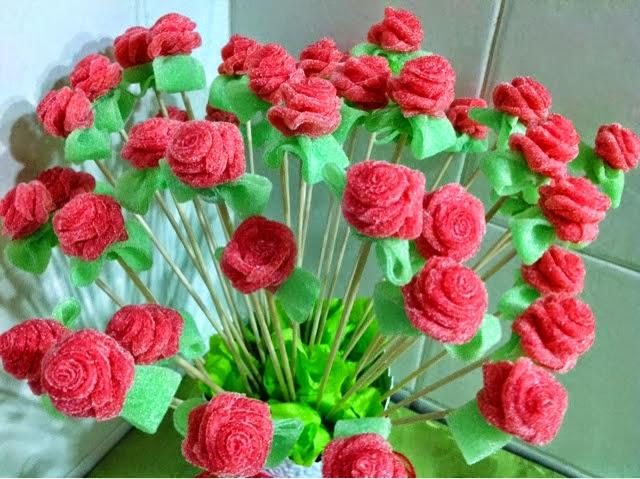 rosas de jujuba