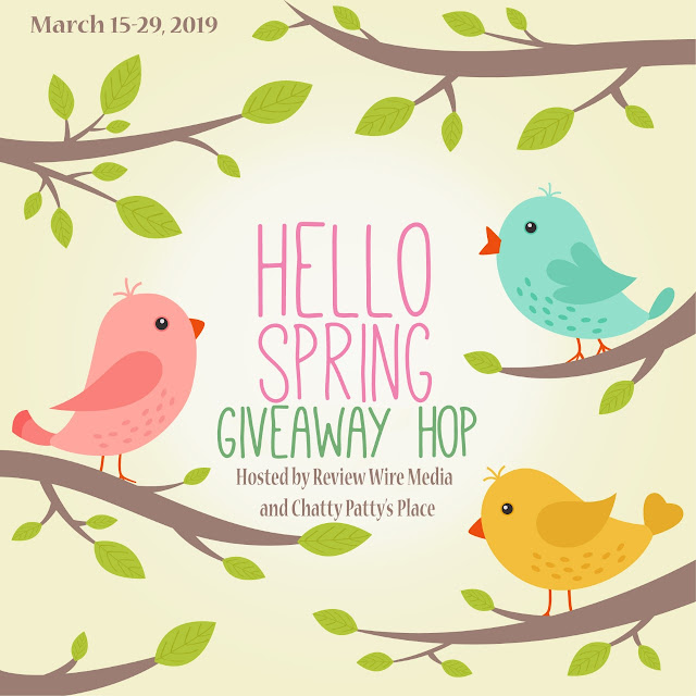 The #HelloSpring Giveaway Hop!  Ends 3/29