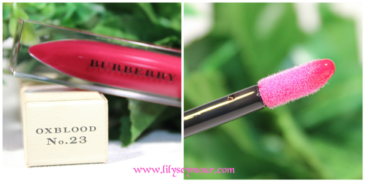 Burberry Oxblood Lip Glow