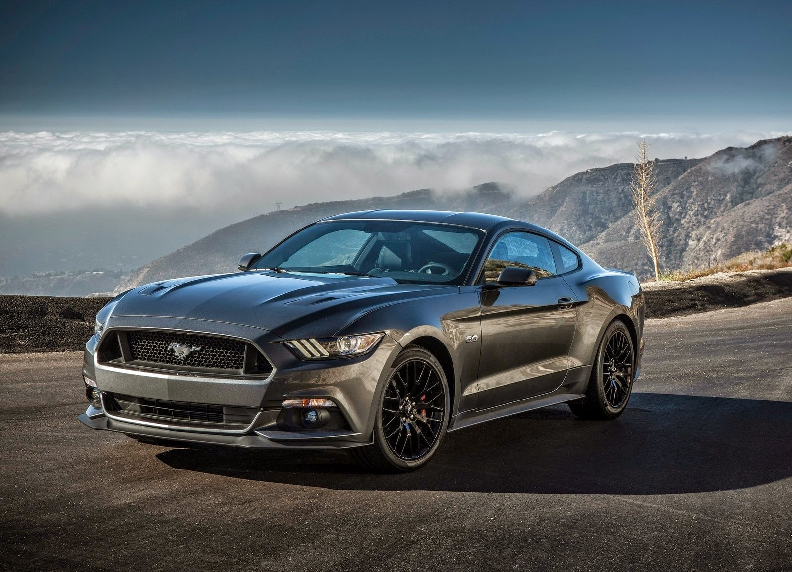 Ford Mustang GT Awesome HD Car Wallpaper ! Car Wallpaper HD