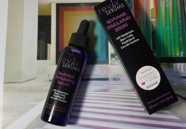 Reviv Hair Stimulating Serum