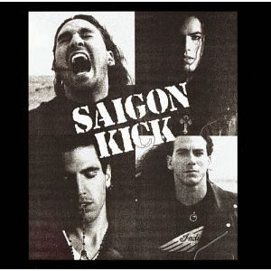 Saigon Kick – Love Is On The Way