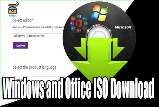 تحميل اداة Microsoft Windows and Office ISO Download Tool 8.37 اخر اصدار