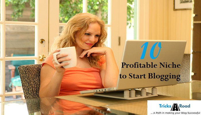 profitable niche to start a blog