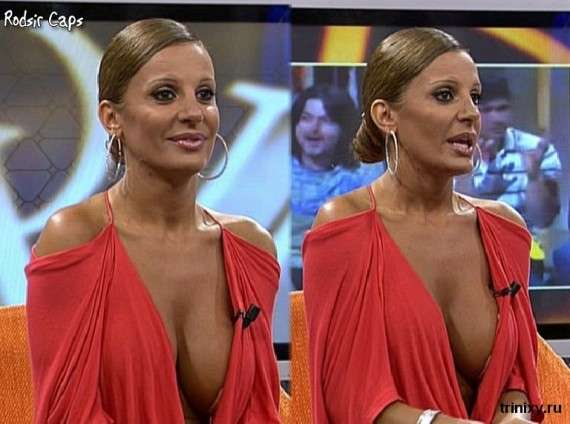 Spanish Nude Babe