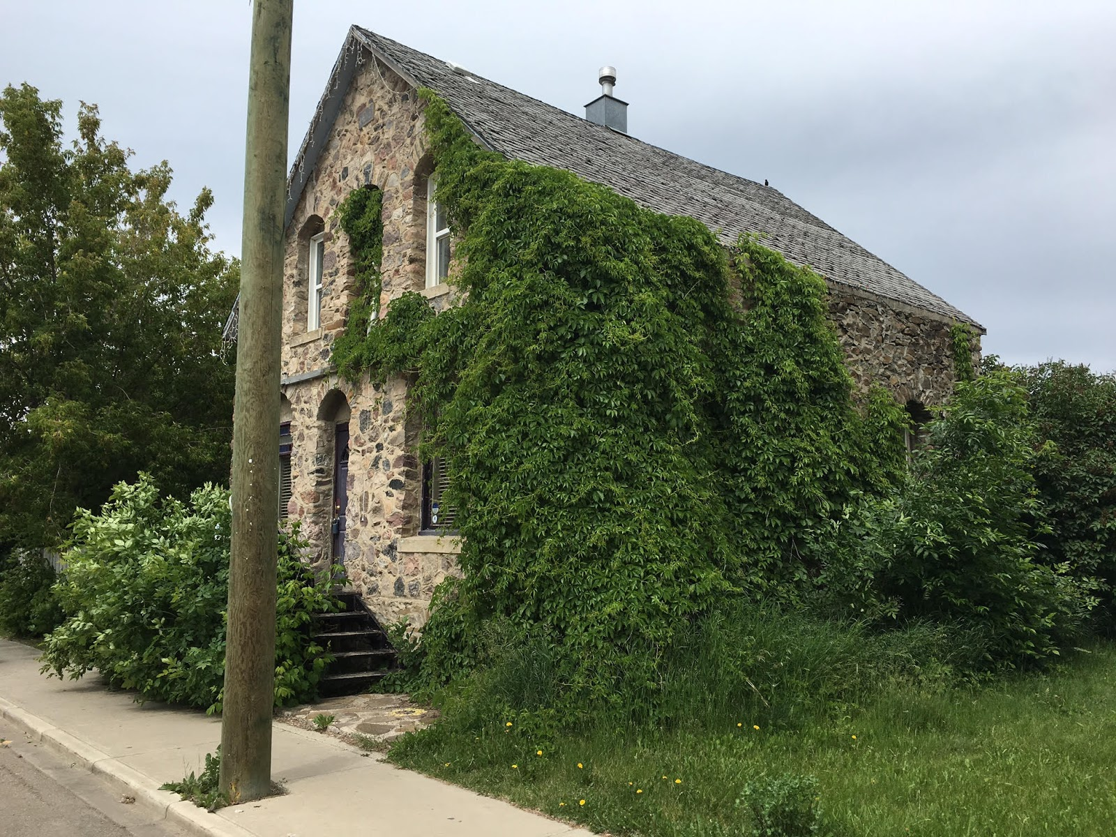 West of the 5th : Sylvan Lake Historic Buildings