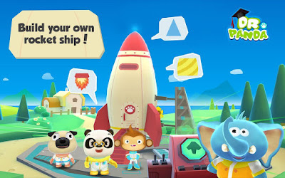 DR. PANDA IN SPACE APK FOR ANDROID