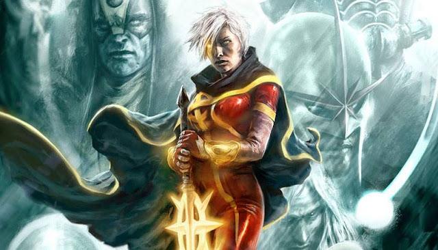 generasi captain marvel adalah macam-macam siapa kekuatan