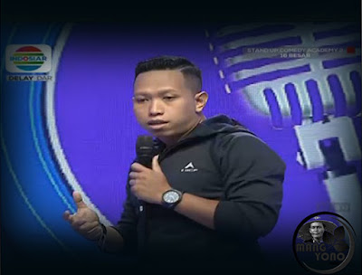 Coki Anwar Stand Up Comedy Academy ( SUCA ) 2