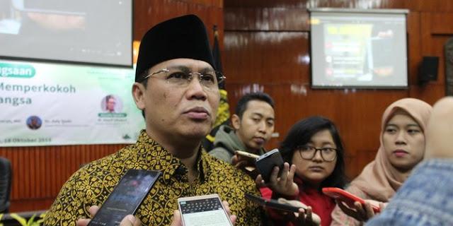 PDIP Pasang Badan Ahmad Basarah Dipolisikan Karena 'Soeharto Guru Korupsi'