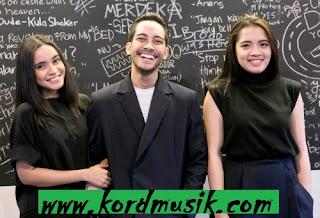 Kunci Gitar Gamaliel Audrey Cantika - Untuk Indonesia