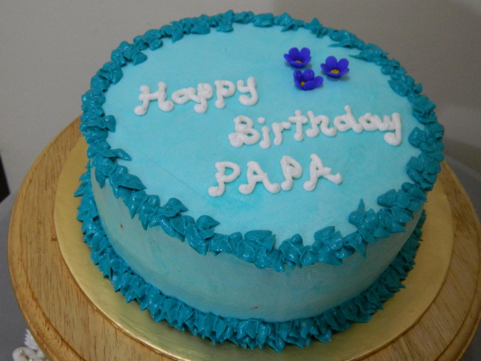 I Heart 1978cakes Birthday For Papa