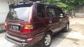 Dijual Toyota Kijang Kapsul SSX Th.2002