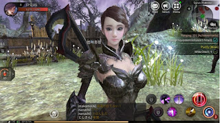Free Download Talion Apk for Android Game MMORPG Nuansa PC