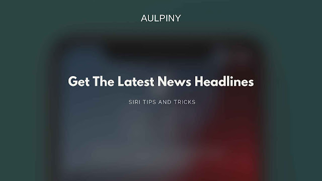 Get The Latest News Headlines